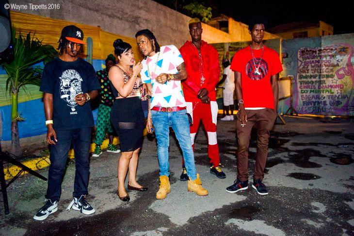 Kingston – Uptown Mondays  #Dancehall, #Fashion, #Jamaica