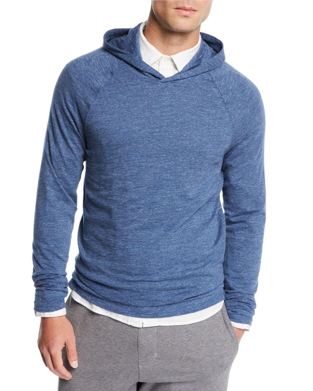 Vince Men S Cashmere Pullover Hoodie Vince Cloth Mens Hooded Hooded Pullover Mens Cashmere [ 1500 x 1200 Pixel ]