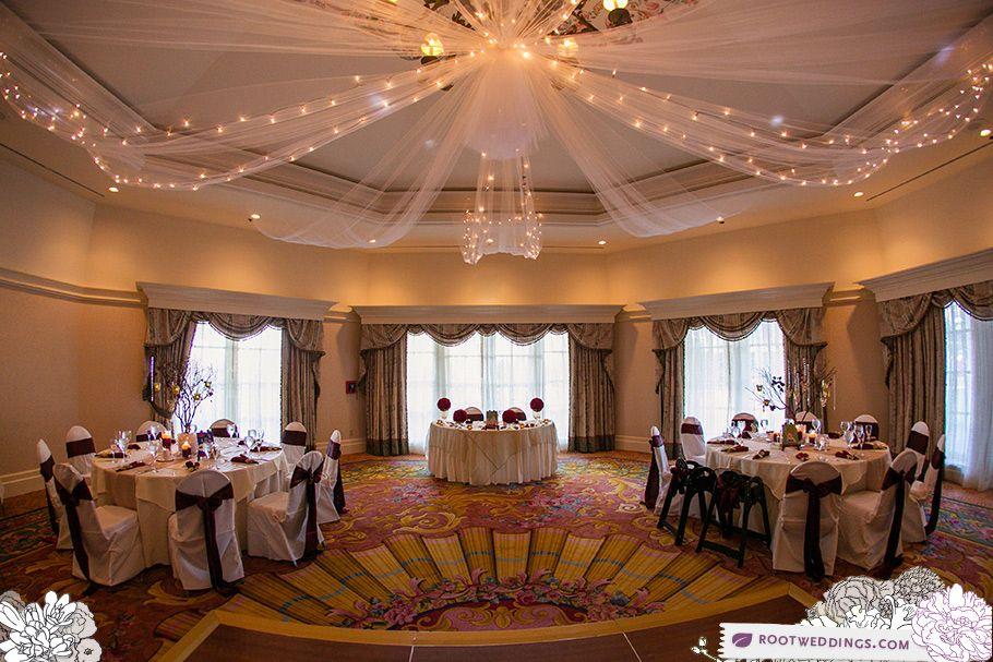Walt Disney World Grand Floridian Wedding Reception