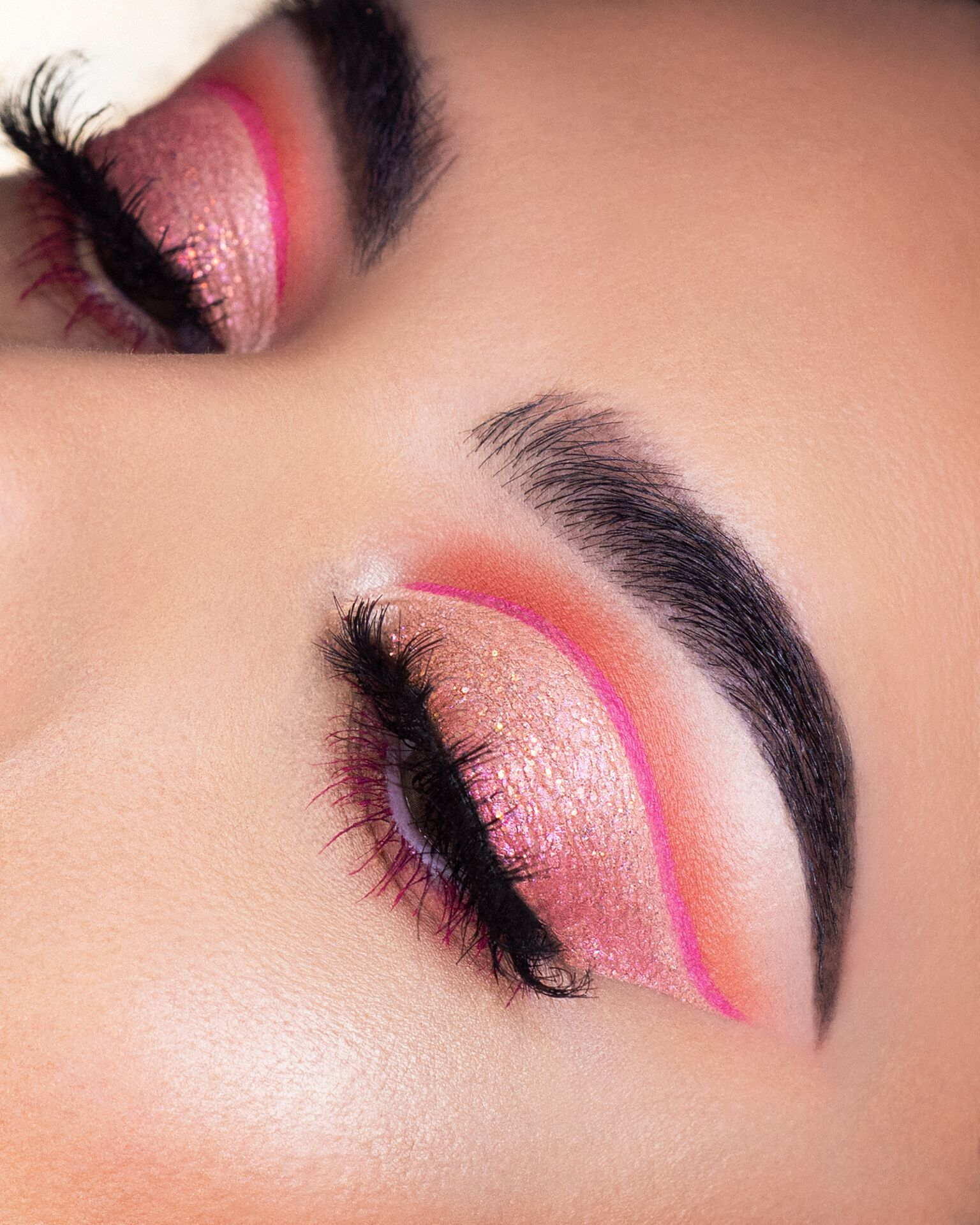 Using The Sweet Talk Palette Bff Mascara In Pink Inc And Bff