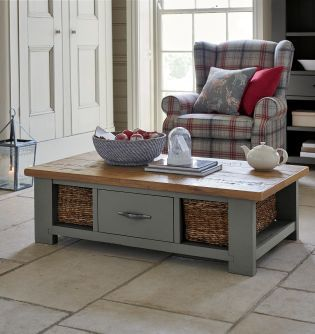 Buy Hartford 174 Grey Coffee Table From The Next Uk Online