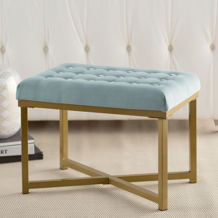 You'll love the Firth Rectangular Ottoman at Wayfair - Great Deals on all Furniture  products with Free Shipping on most stuff, even the big stuff.