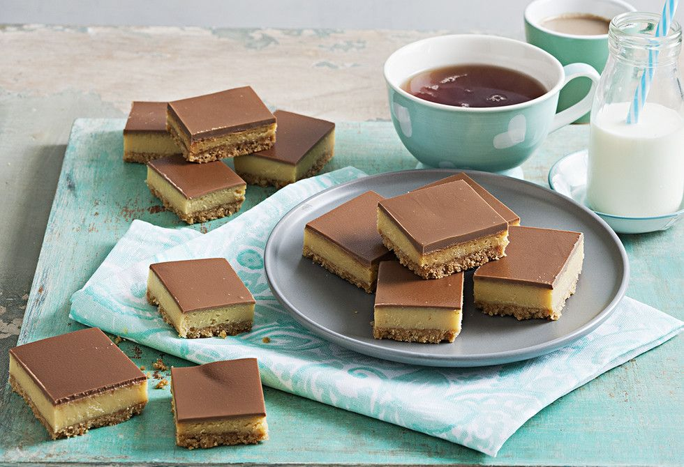 5 Ingredient Caramel Slice Caramel Slice Sweetened Condensed Milk Recipes Slices Recipes