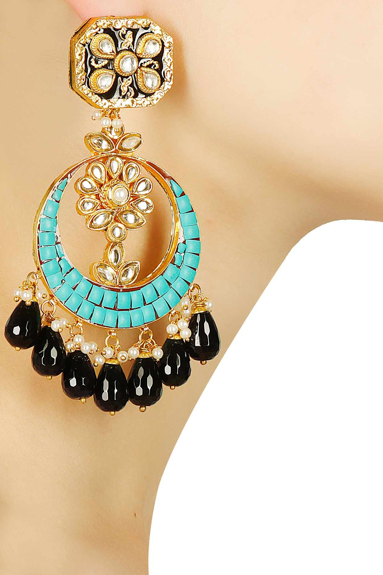 Online Luxury Fashion For Women And Men Turquoise Earringsvanity Boxindian