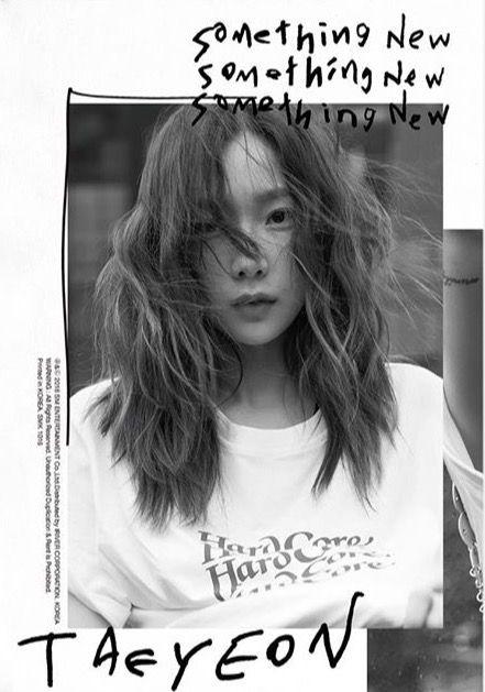 "Update: Girls' Generation's Taeyeon Drops Striking Teaser For ""Something New"""