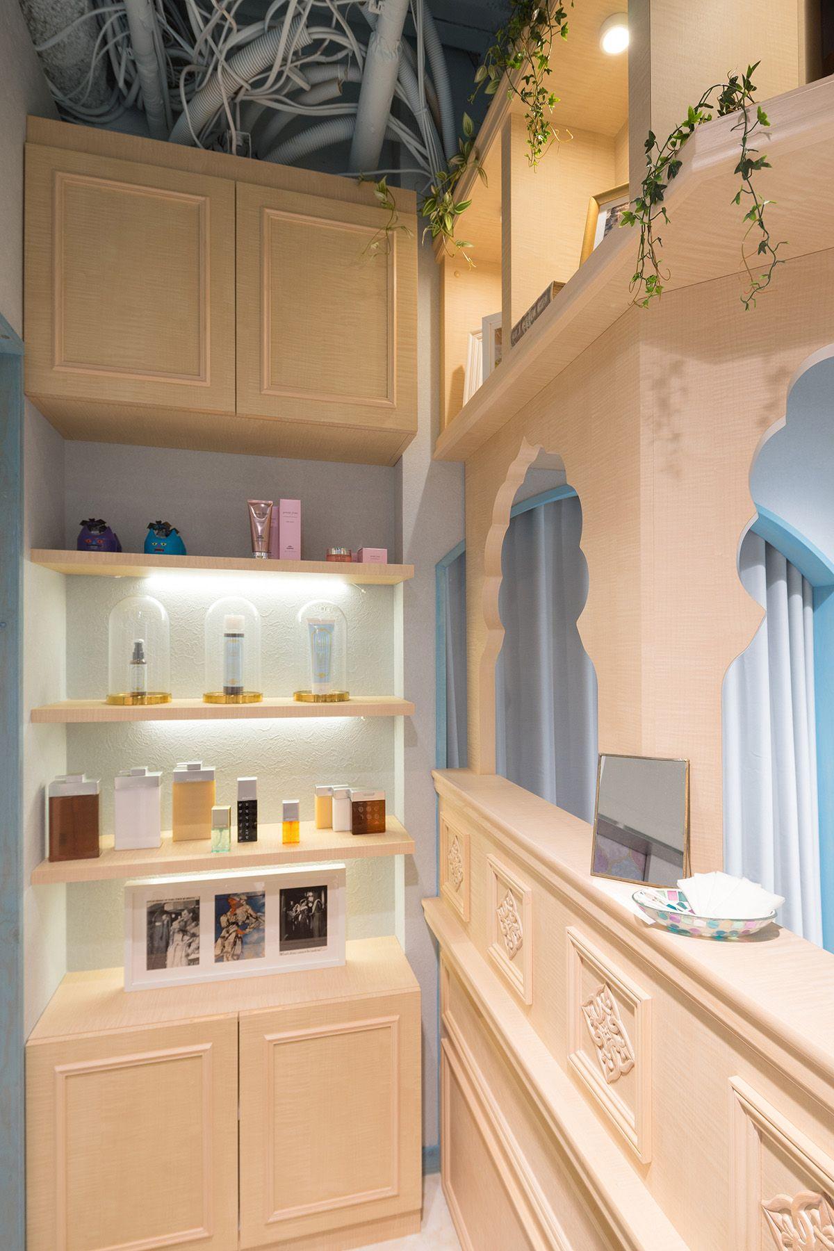 Lond Jeloud Beauty Salon Interior Design