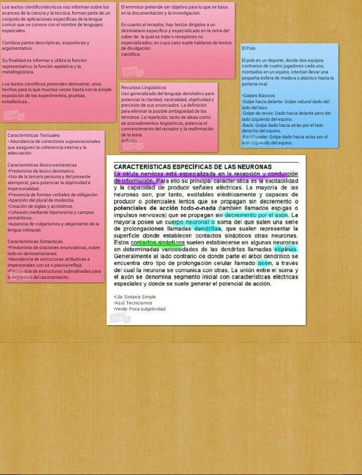 Texto Científico-Técnico