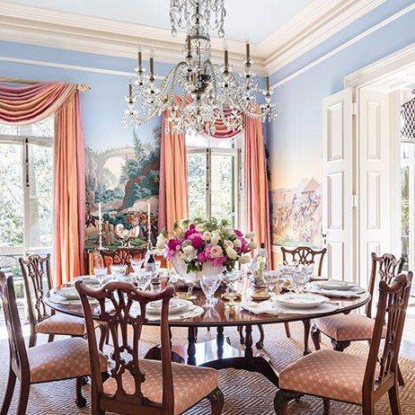 Socialite Patricia Altschul S 1850s South Carolina Mansion Mario