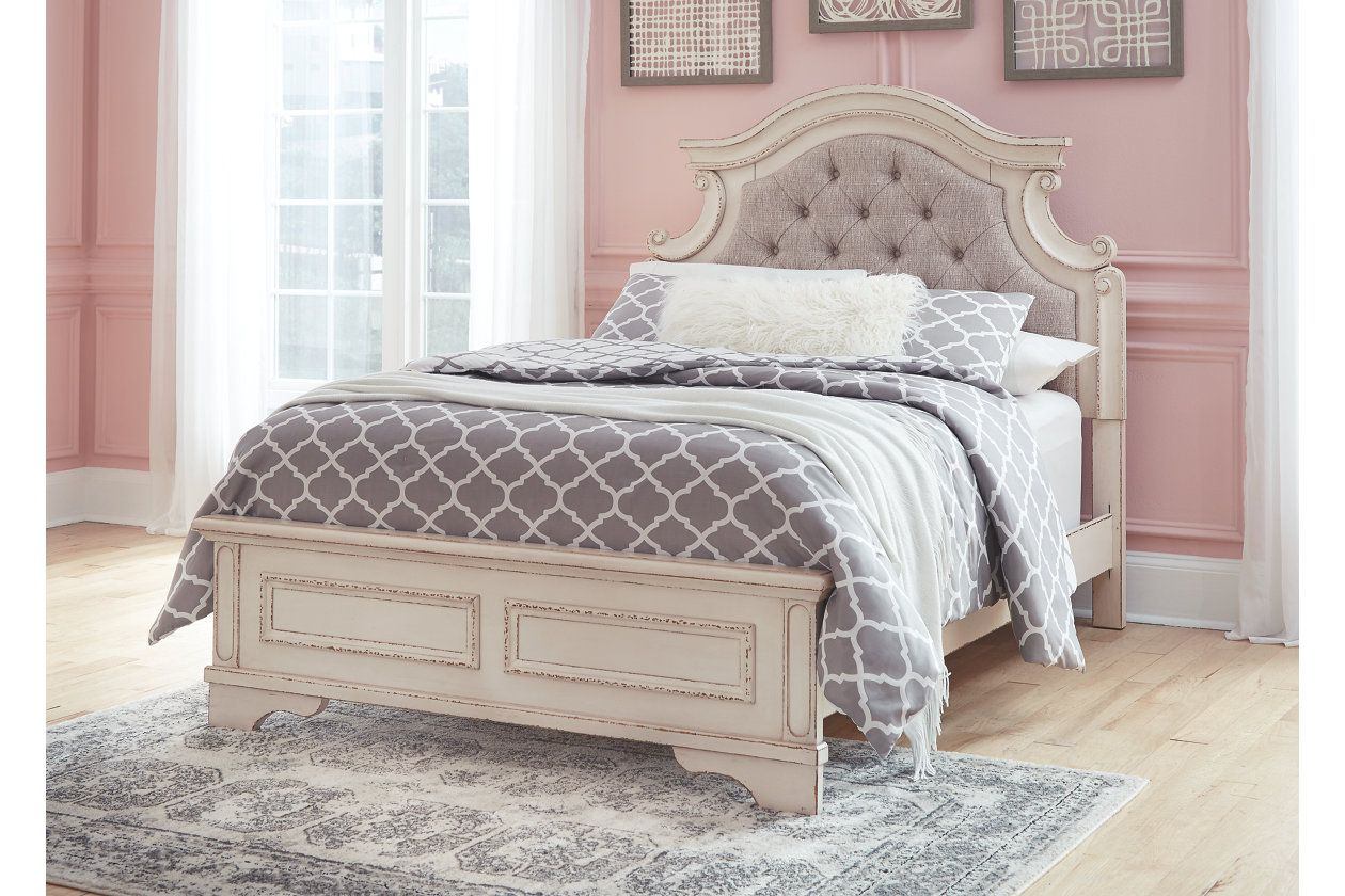 Best Realyn Full Panel Bed Ashley Homestore Panel Bed Bed Bedroom Bed 640 x 480