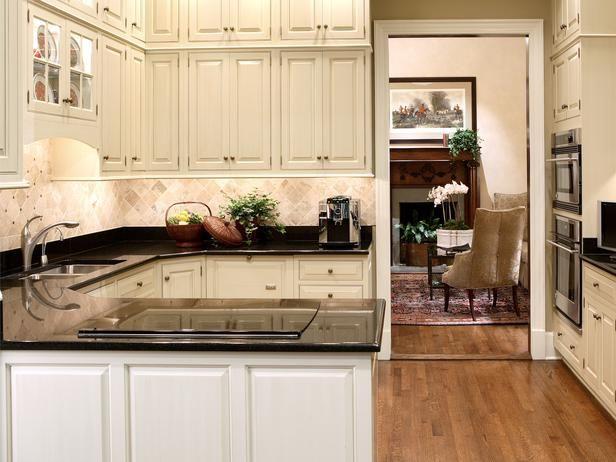 Traditional Outdoors From Barry Block Designersu0027 Portfolio 3105 Captivating Kitchen  Designs White Cabinets Design Ideas
