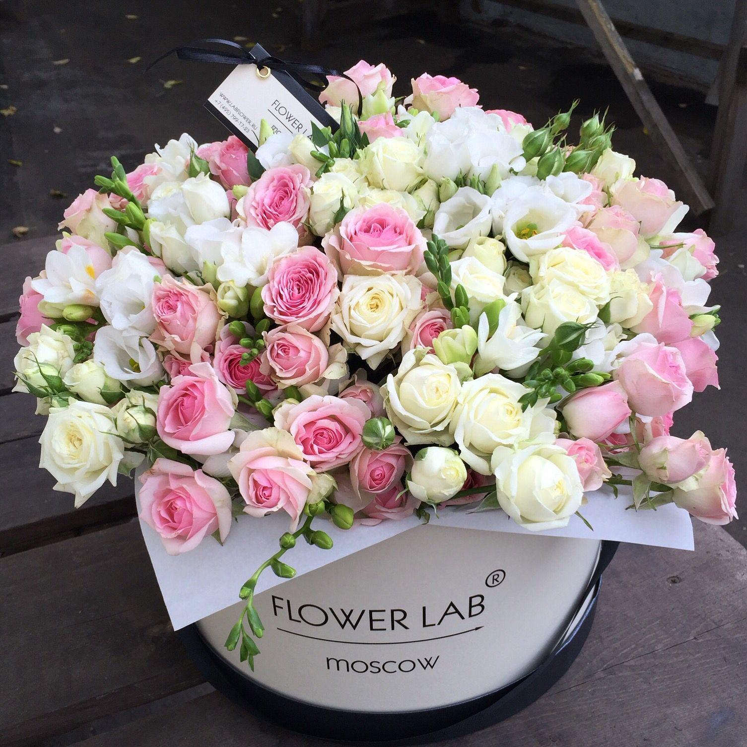 Про, открытки с днем рождения девушке с розами в коробке