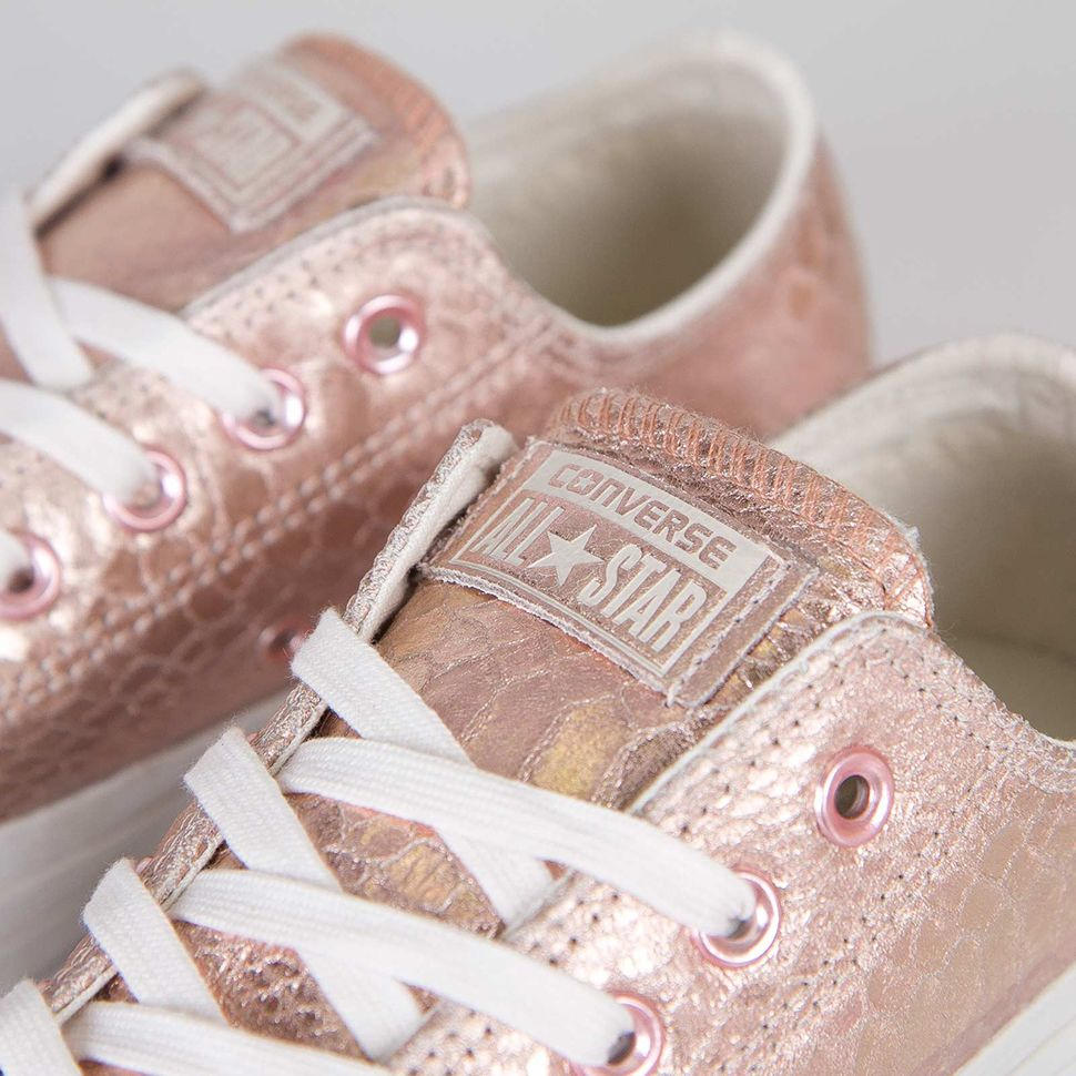 converse sneakers converse chuck trendy shoes chuck taylors rose gold. Black Bedroom Furniture Sets. Home Design Ideas