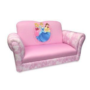 Disney Princess Kids Furniture Couch Belle Friends Couch