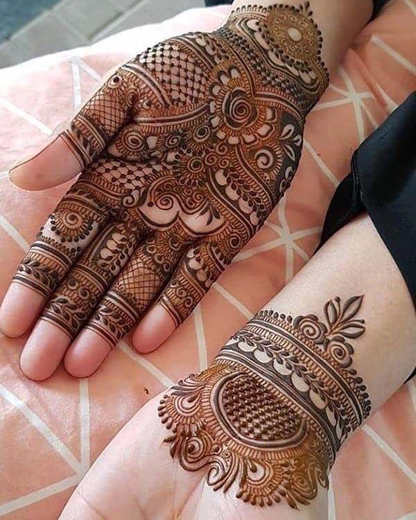 "Mehndi Makeup Fashion & Gossip on Instagram: ""#mehndi #makeupusa #mehndiusa #indianjewellery #jewellery #makeup #weddingseason #weddingplanner #awesome #beautiful #best #mehandi…"""