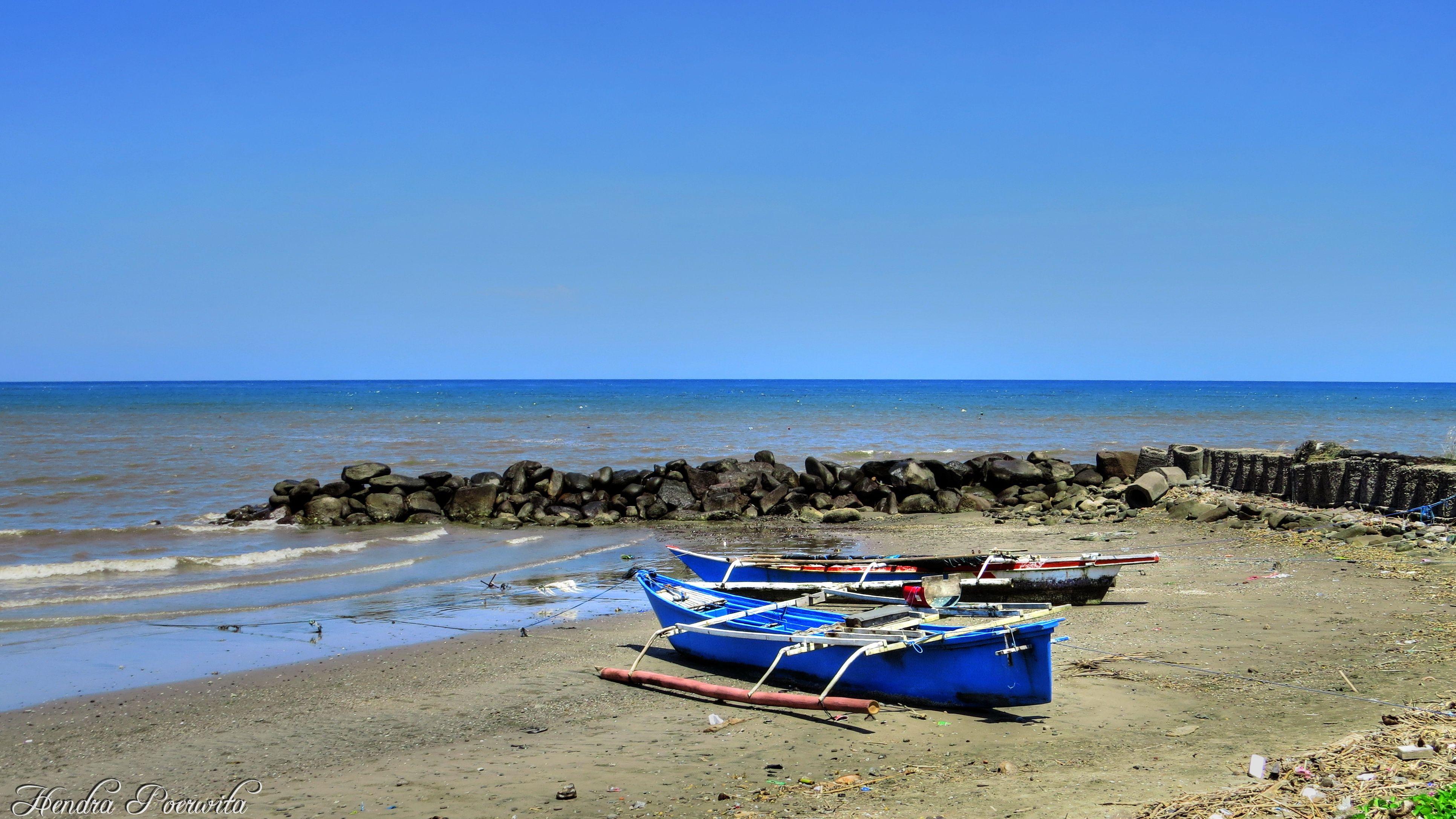 Pantai Marina Bantaeng, Sulawesi Selatan. Indonesia