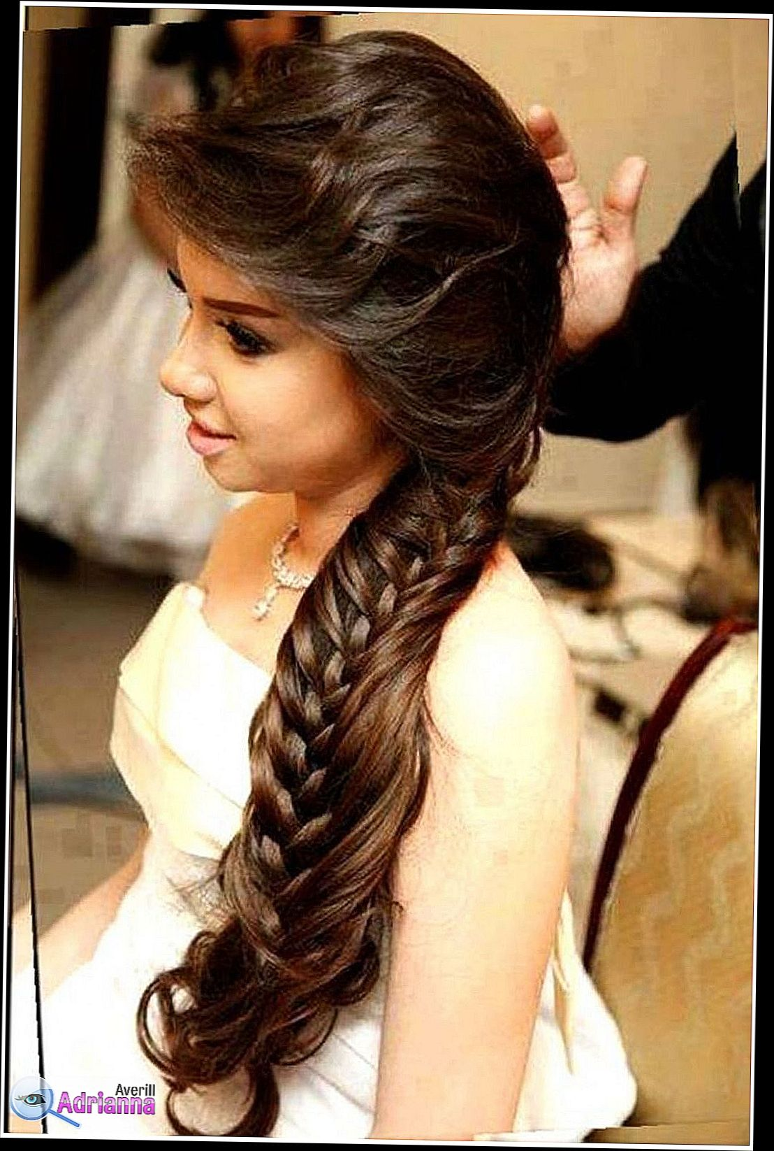 Different Indian Hairstyles For Long Hair Hair Is The Crowning Glory We All Take Pride In W Long Hair Styles Hair Styles 2014 Prom Hairstyles For Long Hair