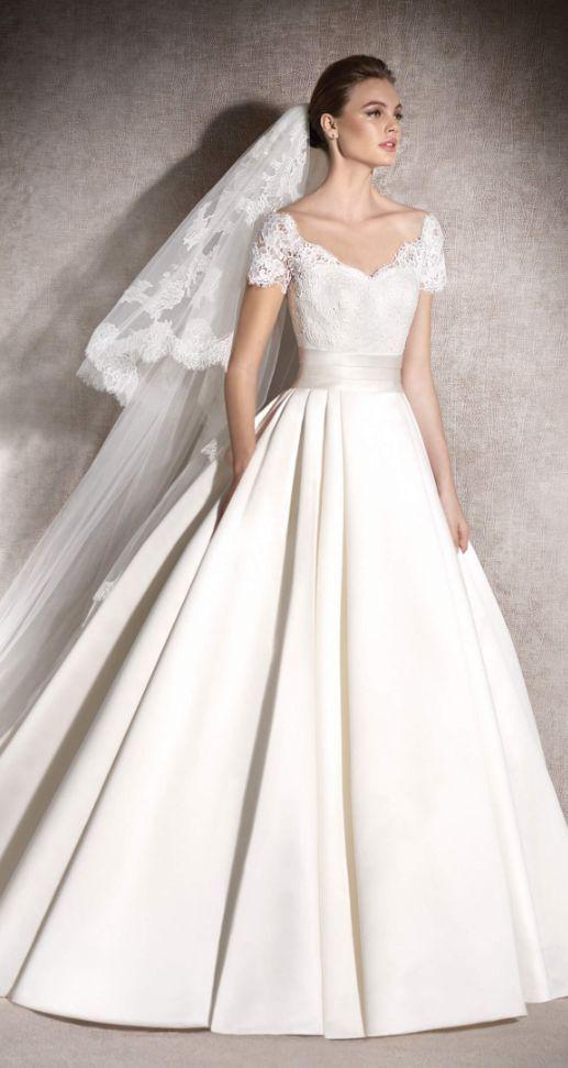 Wedding Dress Inspiration – St. Patrick