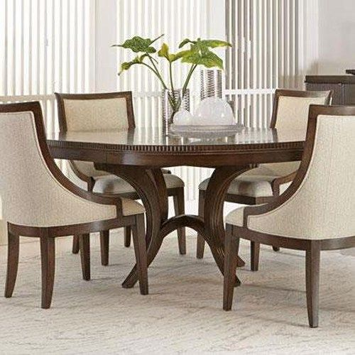 Bernhardt Beverly Glen Round Dining Table Baer 39 S Furniture
