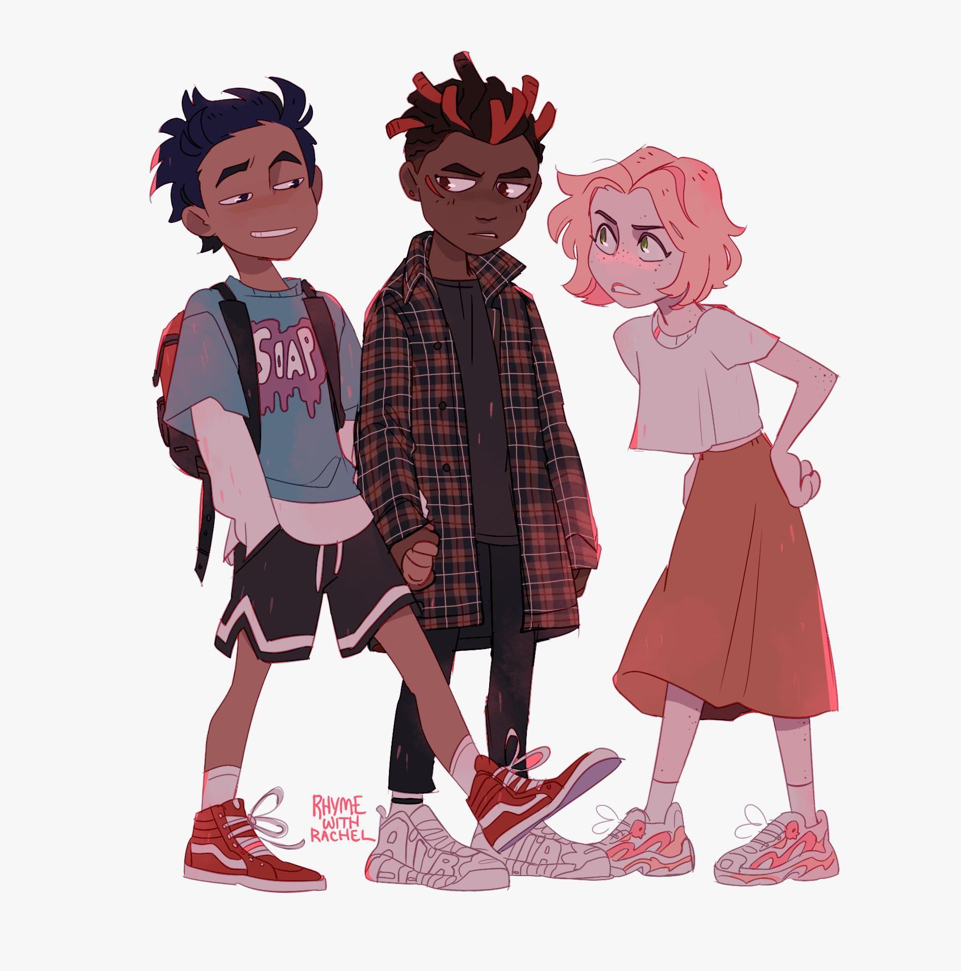 Rachel On Twitter In 2021 Character Design Cartoon Art Styles Cute Art Styles