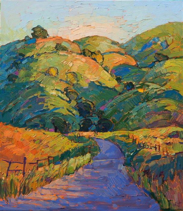 Landscape Oil Painting Impressionist