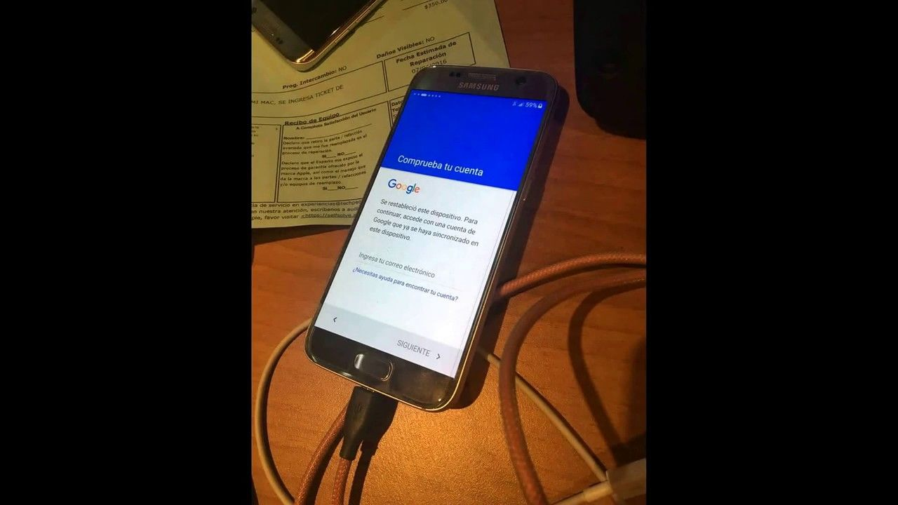 Bypass Google Account FRP Lock On Samsung Galaxy S7 Verizon G930V