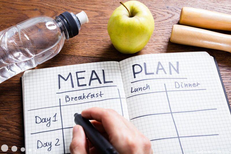tips para comenzar una dieta