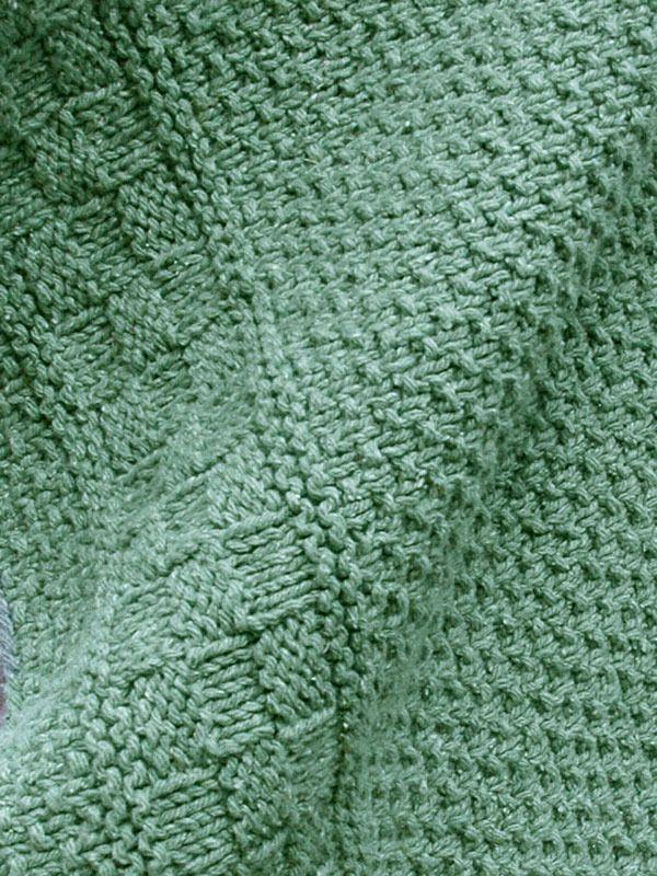 Capron Blanket in Berroco Remix Aran Free | stricken | Pinterest ...
