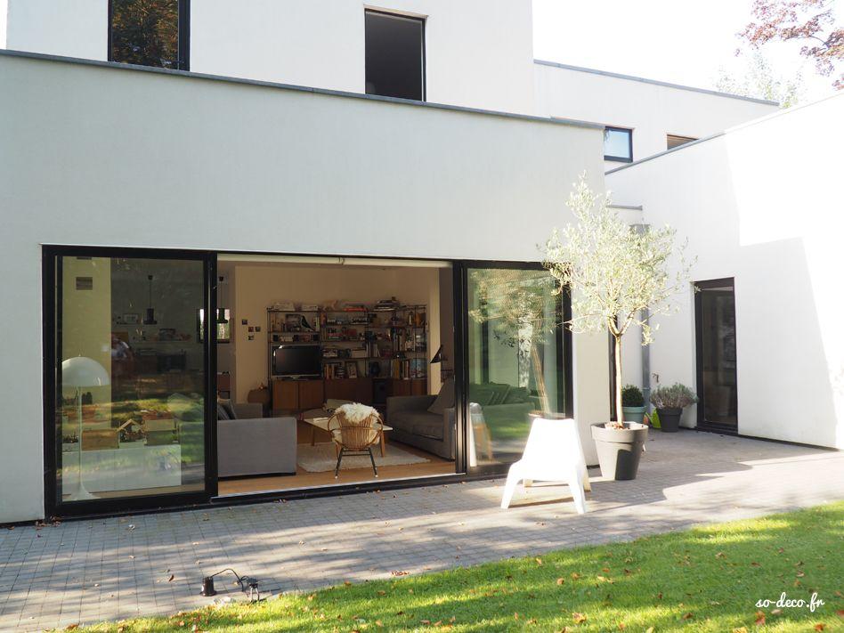 Et des fenêtres, on en parle ? en 2020 (avec images)   Petit bungalow, Baies vitrées, Fenetre