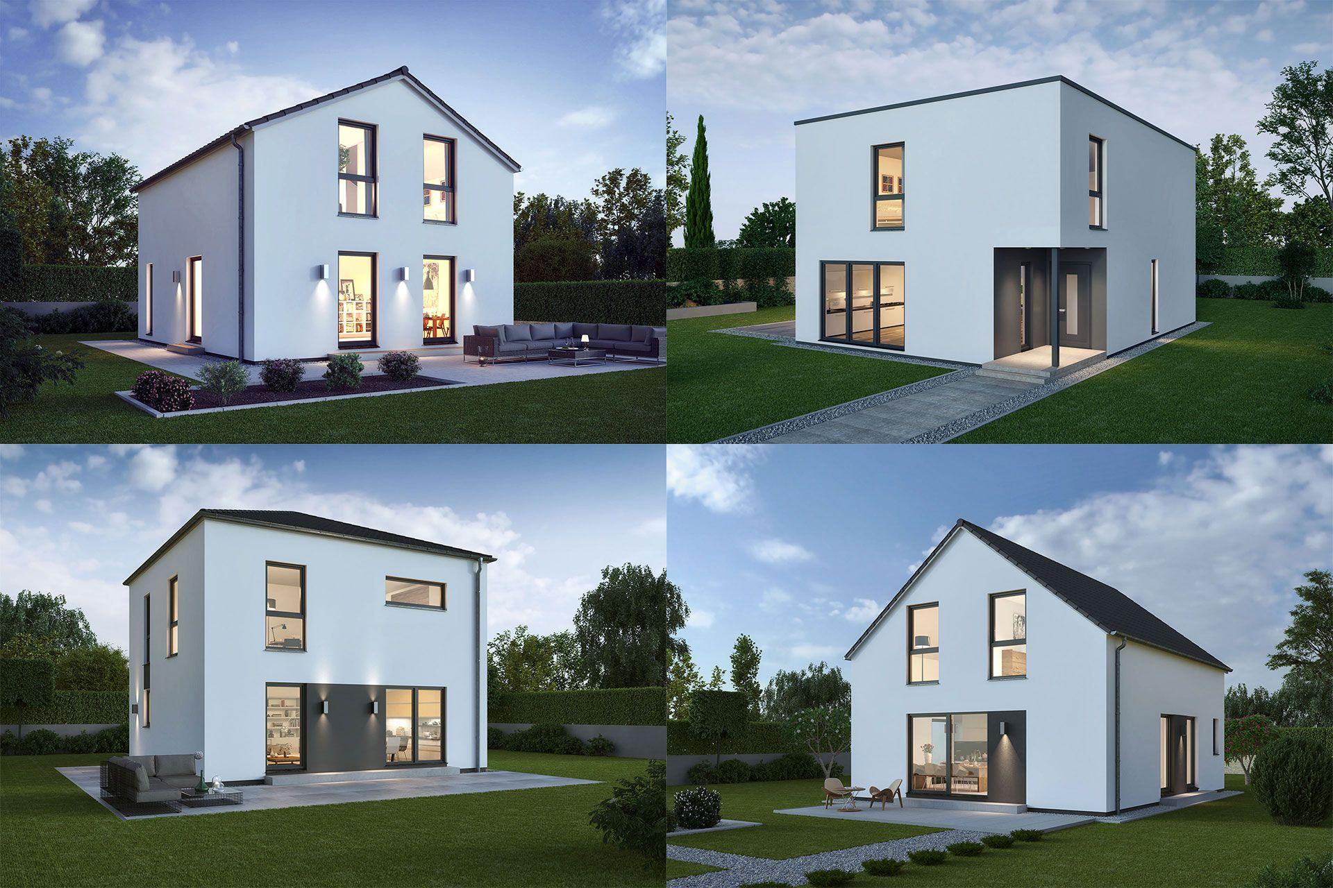 Haus Auf 450 Qm Grundstück
