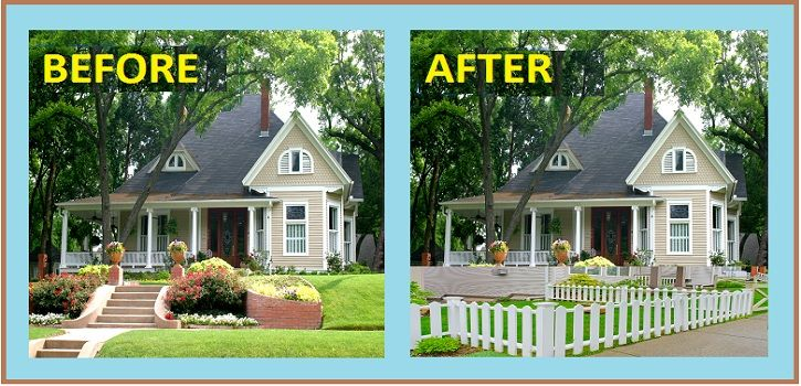 4 Fab Ways Polishing The Fence Helps Sell Your Home Fence Articles