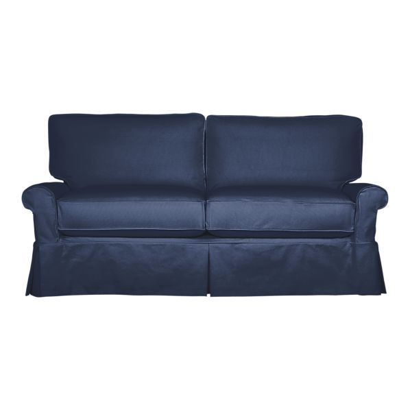 Bayside Full Sleeper Sofa In Sofas Crate And Barrel This One Was