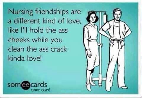 Nursing friendships