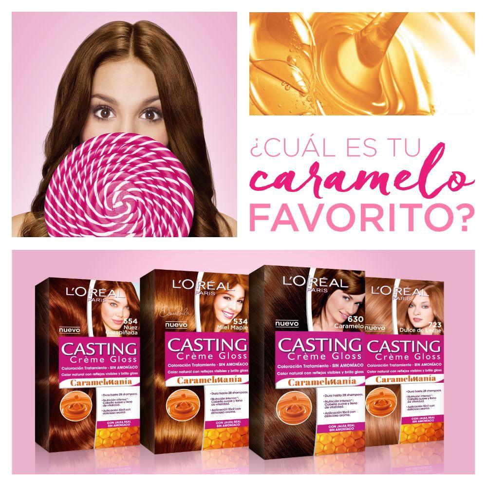 El color de cabello caramelo es un must de la temporada. Espera verlo en  las tendencias del 2018 de cabello. 1aa2720bb9c8