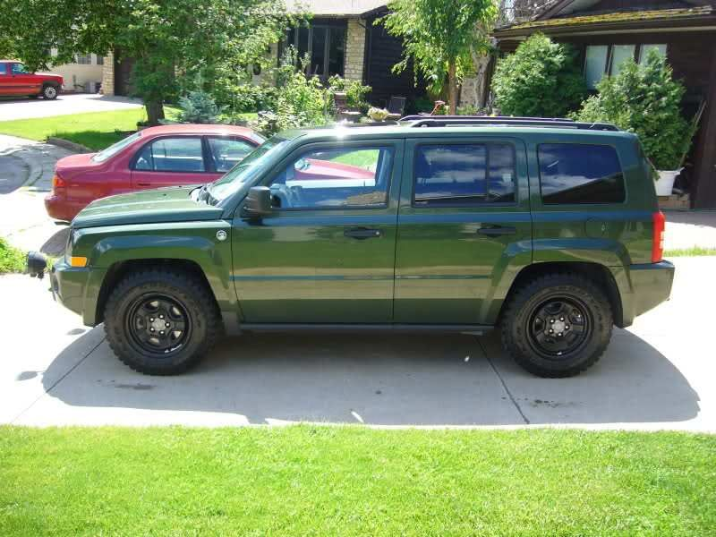 Great 2008 Jeep Patriot Rims
