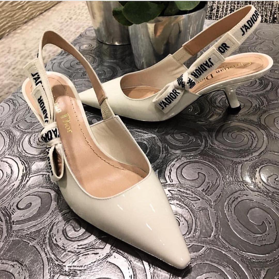 Dashing White Kitten Heels | White