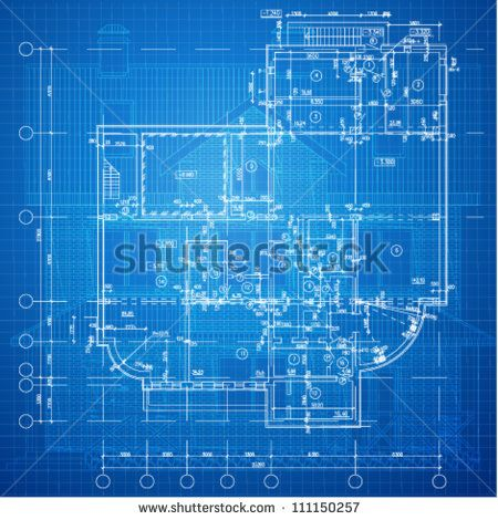 Urban blueprint vector architectural background part of urban blueprint vector architectural background part of architectural project architectural plan technical project drawing technical letters malvernweather Gallery