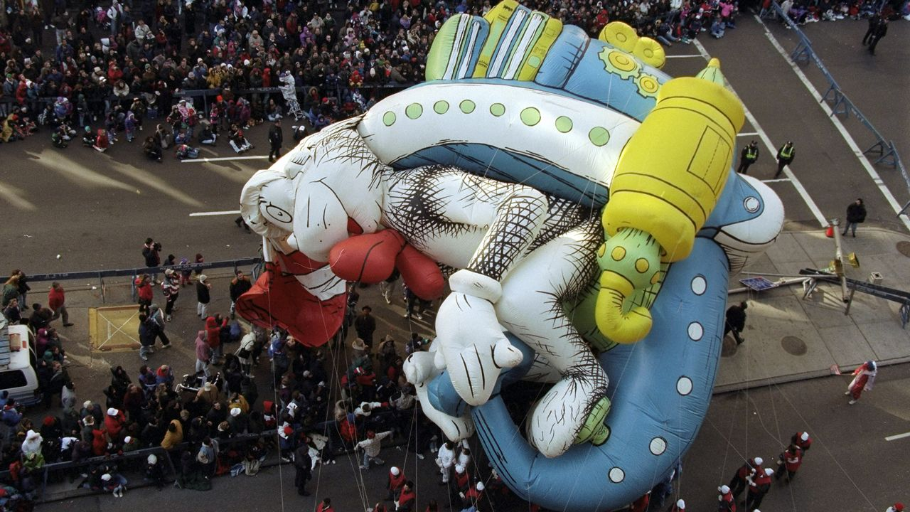 Articles From The Weather Channel Weather Com Thanksgiving Day Parade Macy S Thanksgiving Day Parade Macys Parade