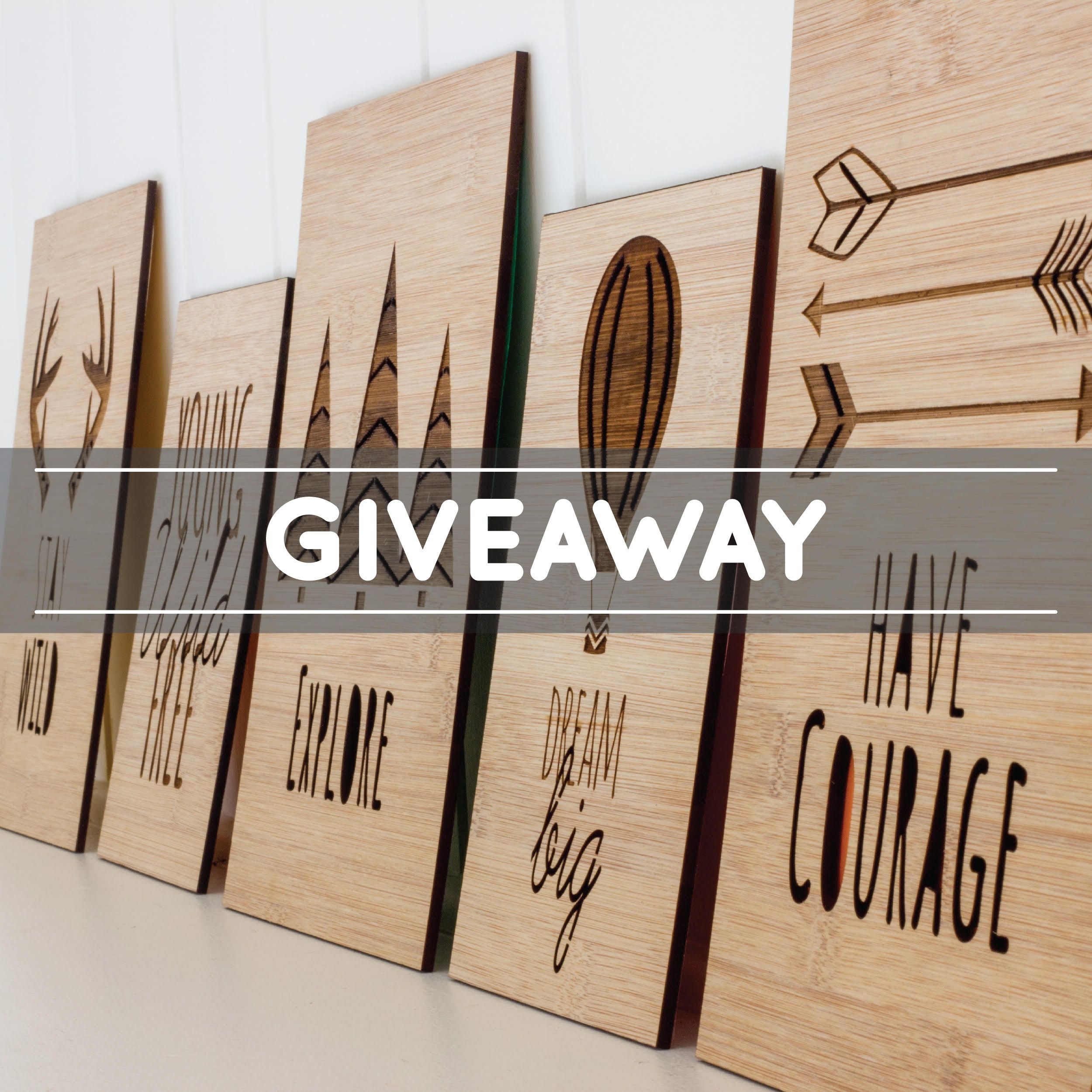 We are giving away one of our bamboo prints to one of our Instagram followers! Winner will select the print of their choice.  To enter: 1. Follow us on Instagram if you haven't already. 2. Comment on the post and tag 3 friends. That's it! We will pick a winner on August 31st at 6:00pm and will announce it on our Instagram on September 1st. You will be given one additional entry for every social media account you follow of ours. Facebook.com/shopduloro Pinterest.com/duloro Twitter.com/duloro…