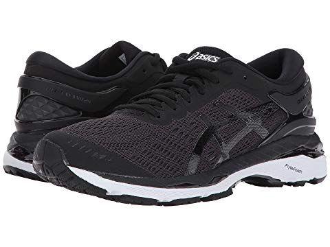 gel kayano from asics  asics running shoes black