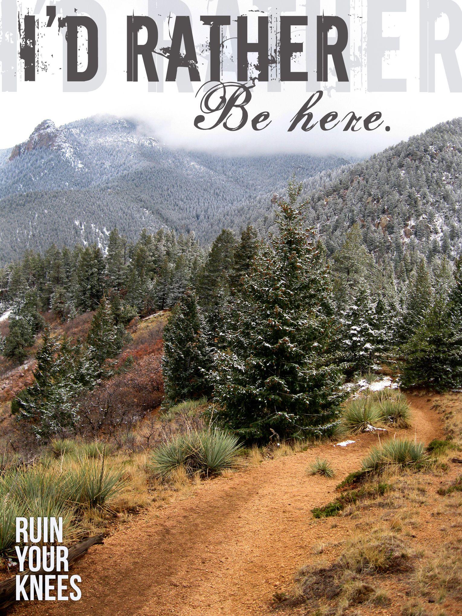 Section 16 above Colorado Springs. ~6 mile loop best ...