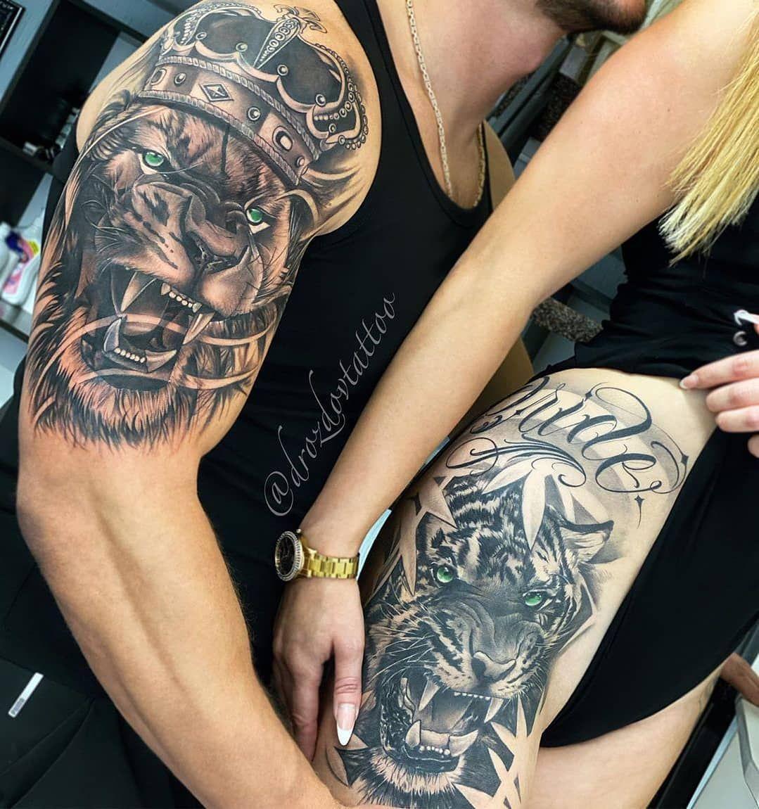"""@inkedtime_vk on Instagram: """"Artist: @drozdovtattoo  . . . #tattooworld #tattooartwork #tattoorealistic #tattoounity #tattooartists #tattooinkspiration #tatooaddict…"""""""