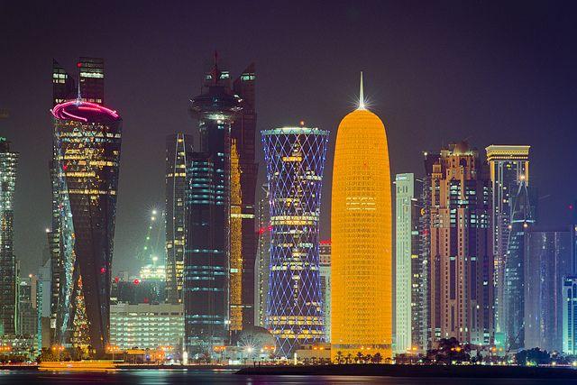 Carbon Heavy Qatar Roars Ahead In Green Building Innovation