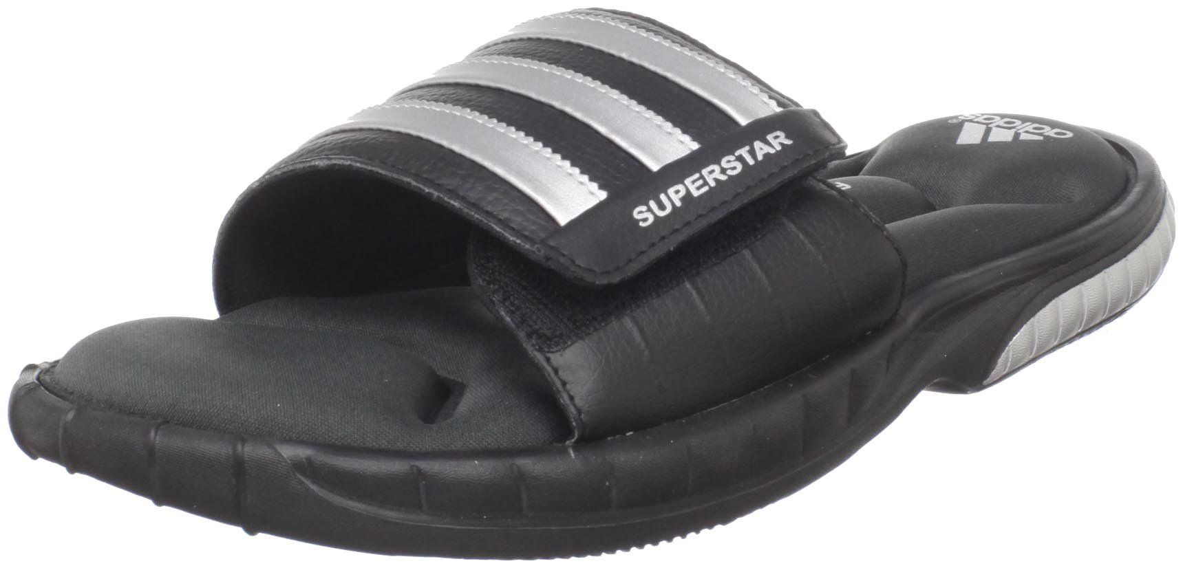 f94a46bb74c1 adidas Men s Superstar 3G Slide Sandal