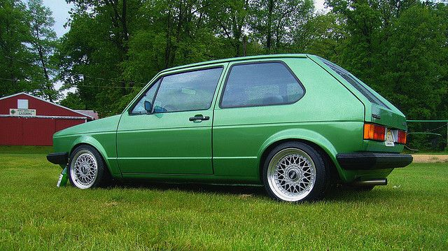 1984 Vw Rabbit Mk1 Madness Vw Rabbit Volkswagen Volkswagen Golf