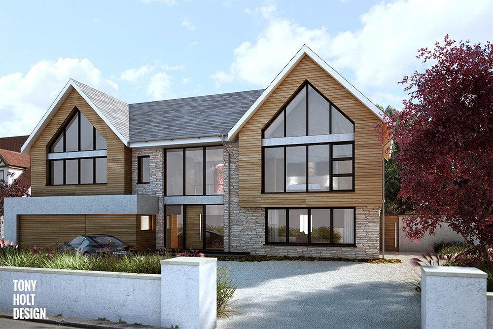 chalet architecture bois pinterest chalet maisons et architecture. Black Bedroom Furniture Sets. Home Design Ideas