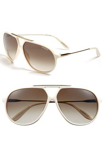 597cf09c0e6 Carrera Eyewear 64mm Aviator Sunglasses
