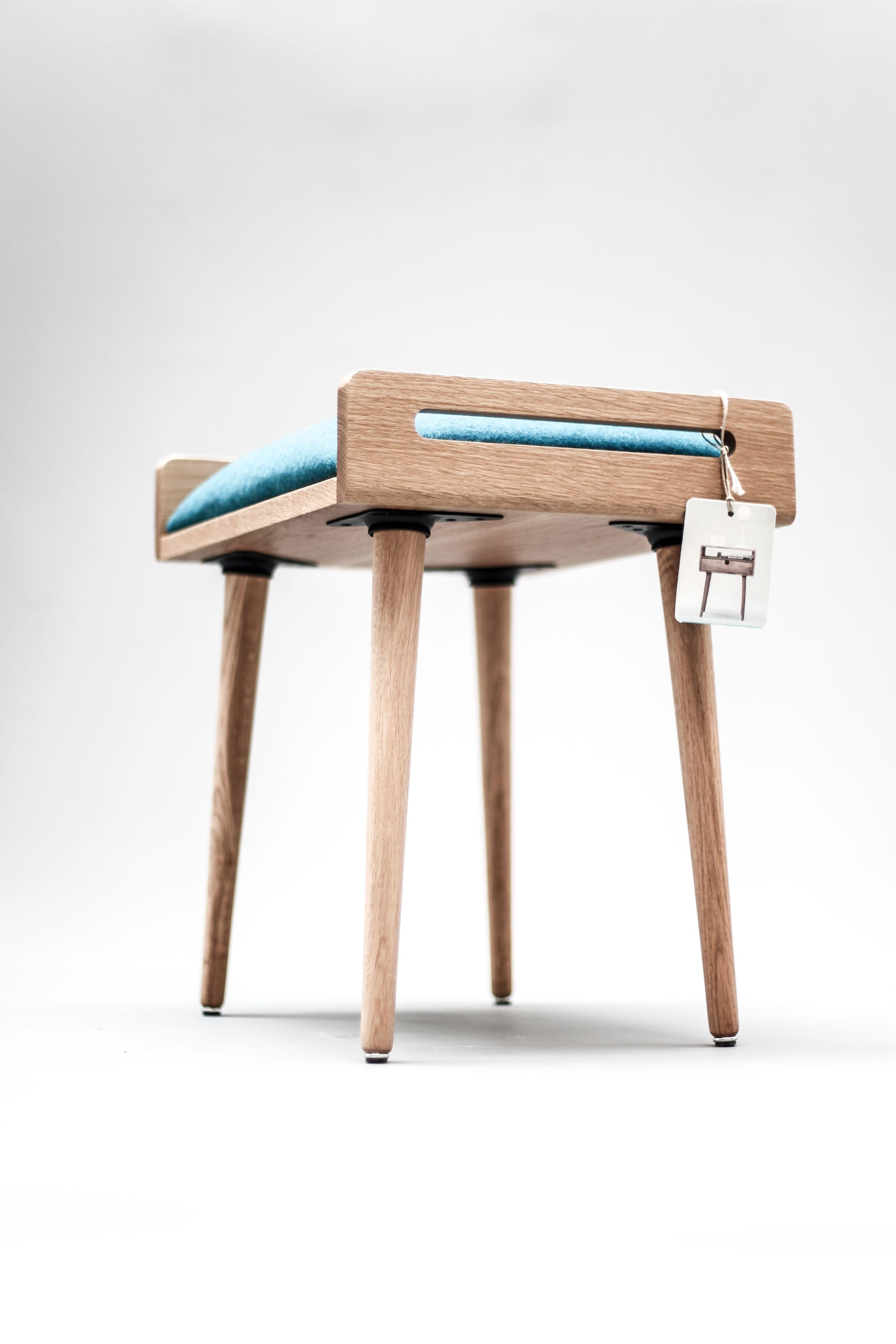 Oak Stool 2 0 On Behance Woodworks Pinterest Stools And Woodwork # Muebles Zertuche