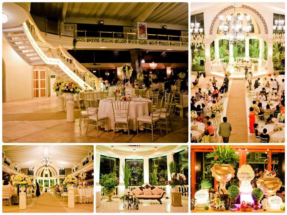 Bien-aimé Alta Veranda de Tibig's El Pabelion De Jardin | Wedding Venues  XC21