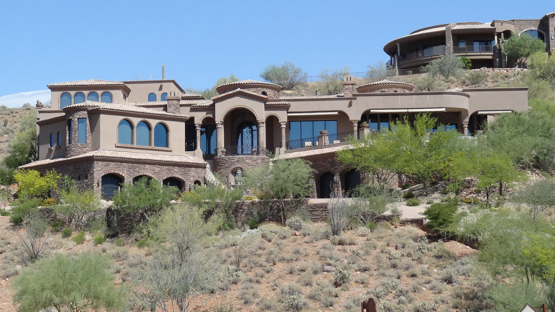 Fountain Hills Luxury Homes Have A Couple Million Dollars