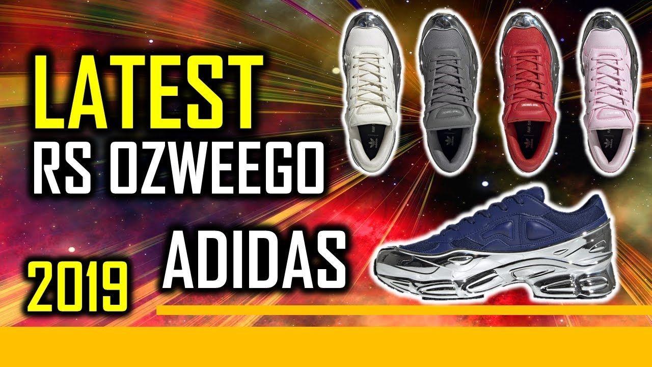 2019 Latest Adidas Rs Ozweego Shoes